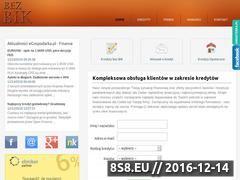 Miniaturka domeny szybkie-pozabankowe.pl