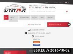 Miniaturka domeny szyby24.pl