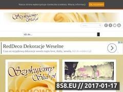 Thumbnail of Ślub i wesele - portal ślubny SzykujemyŚlub.pl Website
