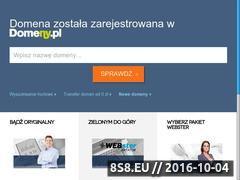Miniaturka domeny szymajda.eu