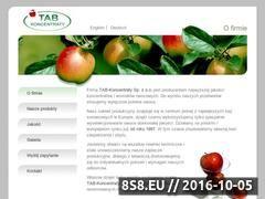 Miniaturka domeny www.tab.pl
