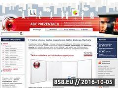 Miniaturka domeny tablice-flipcharty.pl