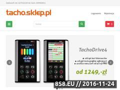Miniaturka domeny tacho.sklep.pl