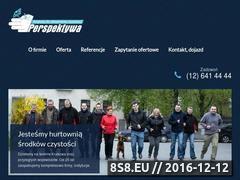 Miniaturka domeny www.takczysto.pl