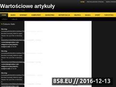 Miniaturka domeny www.takeagift.vot.pl