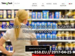 Miniaturka domeny taketask.pl