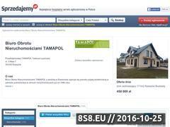 Miniaturka domeny tamapol.sprzedajemy.pl
