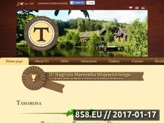 Miniaturka domeny www.tamarynowaosada.pl
