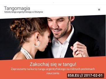 Zrzut strony Kursy tanga Olsztyn