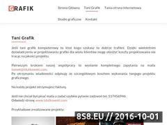 Miniaturka domeny tani-grafik.pl