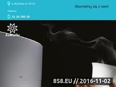 Miniaturka domeny tania-klimatyzacja-warszawa.pl