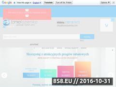 Miniaturka domeny tanialazienka.com