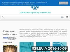 Miniaturka domeny taniastrona.waw.pl