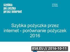Miniaturka domeny taniaszybkapozyczka.pl