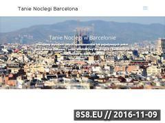 Miniaturka domeny tanie-noclegi-barcelona.pl