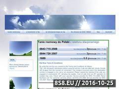 Miniaturka domeny tanie-rozmowy-do-polski.eu