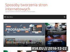 Miniaturka domeny tanie-strony.c0.pl