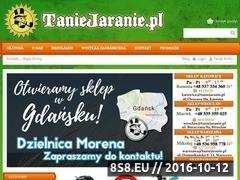 Miniaturka domeny taniejaranie.pl
