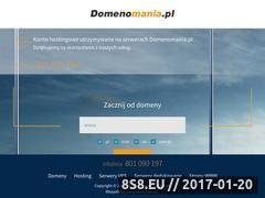 Miniaturka domeny tanienoclegi-gdansk.pl