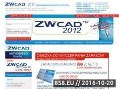 Miniaturka domeny www.tanieprojektowanie.pl