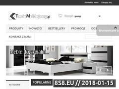 Miniaturka domeny www.taniomeblujemy.pl