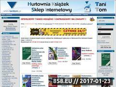 Miniaturka domeny www.tanitom.eu
