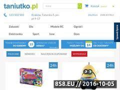Miniaturka domeny www.taniutko.pl