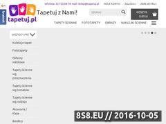 Miniaturka domeny tapetuj.pl