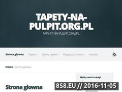 Miniaturka domeny www.tapety-na-pulpit.org.pl