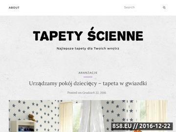 Zrzut strony Tapety ścienne
