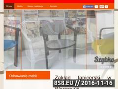 Miniaturka domeny www.tapicermarki.pl