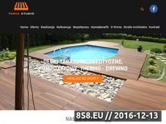 Miniaturka domeny www.taras-studio.pl