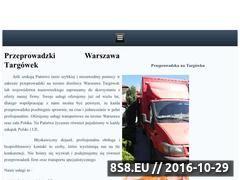 Miniaturka domeny targowek-przeprowadzki.pl