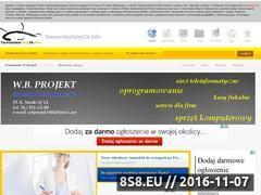 Miniaturka domeny tarnowskiegory24.info
