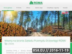 Miniaturka Drewno budowlane (tartak-roma.pl)