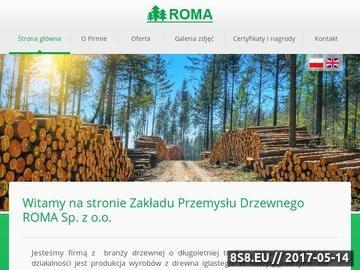 Zrzut strony Drewno budowlane