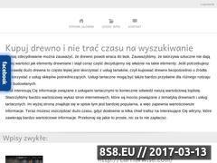Miniaturka domeny www.tartaklubin.pl