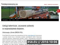 Miniaturka domeny tartakprzewozny.eu