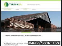 Miniaturka domeny www.tartaksadykierz.pl