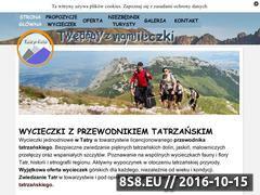 Miniaturka domeny www.tatry-wycieczki.com.pl