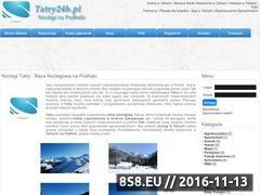 Miniaturka domeny tatry24h.pl