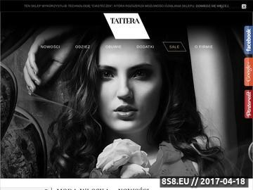 Zrzut strony Bluzki z Włoch