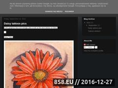 Thumbnail of Tattoo Design Website