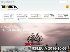 Miniaturka Bagażniki Thule i Taurus w sklepie Taurus.info.pl (www.taurus.info.pl)