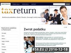 Miniaturka domeny www.tax-return.pl