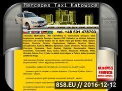 Miniaturka domeny taxi-mercedes.eu