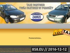 Miniaturka domeny taxi-zabrze.pl