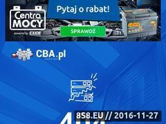 Miniaturka domeny www.tayfreestyle.cba.pl