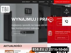 Miniaturka domeny tbitech.pl