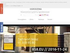 Miniaturka domeny www.tcsogrodzenia.com